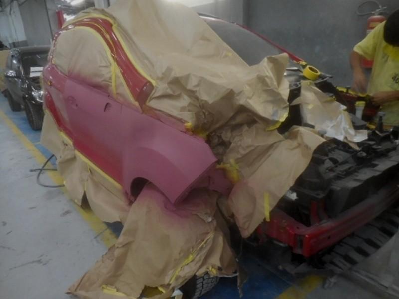Polimento de Pintura Automotiva Preço Capão Redondo - Polimento de Carros