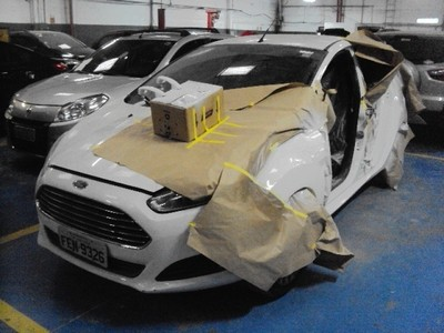 Polimento de Pintura para Veículos Vila Alexandria - Polimento de Carros