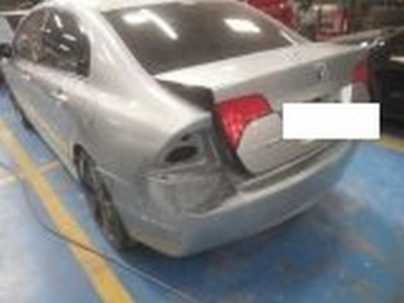 Polimento Honda Civic Valor Cidade Ademar - Polimento de Carros
