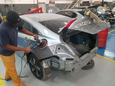 Polimento Honda Civic Parelheiros - Polimento de Carros