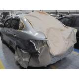 acabamento e polimento de restaurações de carros preço Jurubatuba