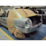 acabamento e polimento de restaurações de carros Vila Mariana