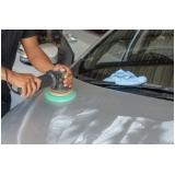 cristalização de automóvel