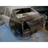 funilaria de carros batidos valor Pedreira