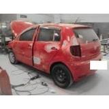 funilaria de carros valor Vila Morumbi
