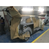 oficina de funilaria automotiva e pintura de carros Brooklin