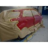 pintura automotiva acetinada Brooklin