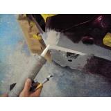 pintura automotiva com textura Zona Sul