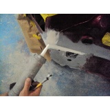 pintura automotiva com textura Vila Marcelo