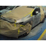 pintura automotiva para carros honda preço Campo Grande