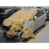 pintura automotiva para carros honda Brooklin