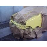 pintura automotiva acetinada