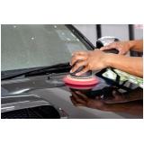 polimento automotivo de pintura para veículos Cursino