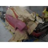 polimento de pintura automotiva preço Itaim Bibi