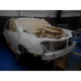 polimento de pintura automotiva valor Vila Mariana