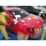 polimento de lataria de carro