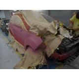 polimento de pintura automotiva
