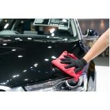 polimento automotivo de lataria de carro