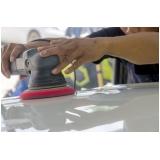 polimento automotivo de pintura para veículos