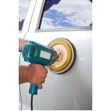 polimento automotivo e cristalização