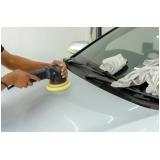 preço de cristalização de carro importado Socorro