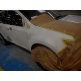 quanto custa pintura automotiva branco perolizado Campo Limpo