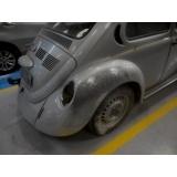 quanto custa reparação carros clássicos Brooklin