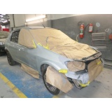 quanto custa reparar carros chocados Vila Alexandria