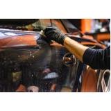 quanto custa vitrificação de pintura automotiva Moema