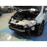 reparação automotiva para carros batidos valor Cidade Ademar