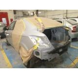reparação de automóveis batidos preço Campo Limpo