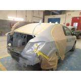 reparação de automóveis batidos valor Ibirapuera