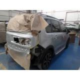 reparação de lataria de automóveis preço Pedreira
