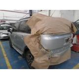 reparação de lataria de automóveis valor Jabaquara