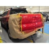 reparação de riscos em carros preço Campo Limpo