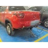reparação de riscos em carros