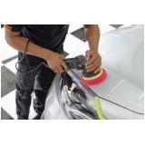 vitrificação pintura automotiva